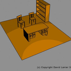 Toon and Contour shaders for 3dsmax 1.0.5