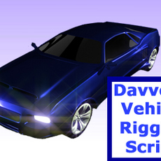 Davveys Vehicle Rigging Scripts for Maya 1.5.2 (maya script)