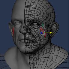 Advanced Subd Poly Converter for Maya 1.1.0 (maya script)