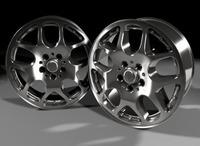 BM Wheel Rim for Maya 0.0.0
