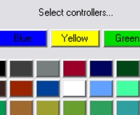 wp Controls Color for Maya 1.0.0 (maya script)