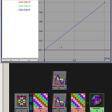Colour Curve - Realtime Colour Corrector for Maya 1.0.1 (maya script)