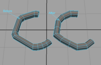 Equalize Continuous Edges for Maya 0.1.1 (maya script)