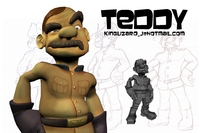 The Teddy Rig for Maya 1.1.6