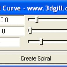 jgSpiral for Maya 0.0.0 (maya script)