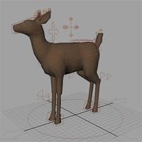 Deer Rig for Maya 1.0.0