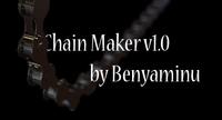 chainMaker for Maya 1.0.0 (maya script)