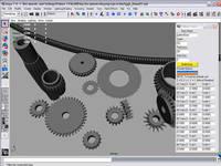 Palmer Gear Builder for Maya 1.0.0 (maya script)