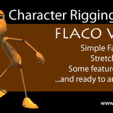 Flaco Rig for XSI for Xsi 1.0.0