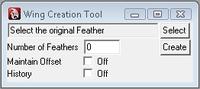 mFeather for Maya 1.9.0 (maya script)