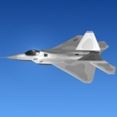 F-22_Raptor Rig for Maya 1.0.0