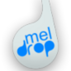 melDrop for Maya 0.6.0 (maya script)