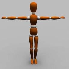 Mannequin Rig for Maya 1.0.3