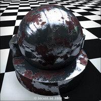 Rusty metal shader for mental ray maya for Maya 1.0.0
