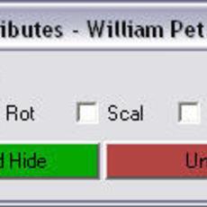wp set attributes for Maya 1.0.0 (maya script)