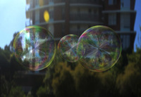 soapBubble for Renderman 0.1.0