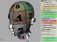 Cas auto uv mapper for Maya 1.1.3 (maya plugin)