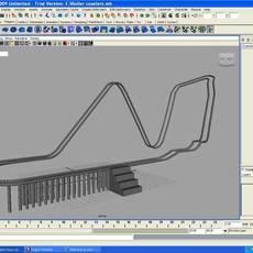 Matt's Roller Coaster for Maya 9.0.0
