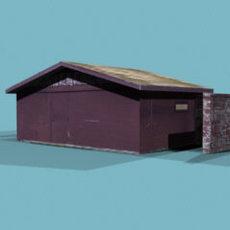 Latrine 3D Model