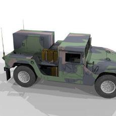 Hummergen 3D Model