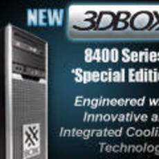 BOXX releases 2 new Quad-Core XEON workstations
