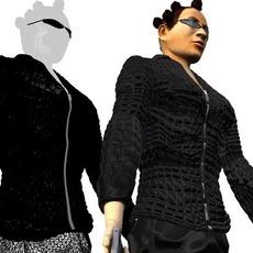 jada_matrix 3D Model