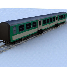 wagon - 18 3D Model