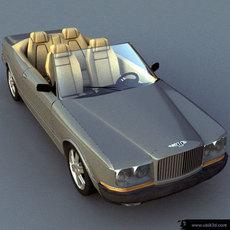 bentley 3D Model
