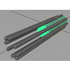 How to model a screwdriver and render it with mental ray