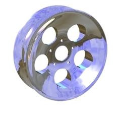Custom Rim 3D Model