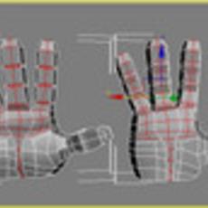 Creature Hand Tutorial by Erin Nicholson
