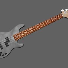 Fender Bass 3D Model
