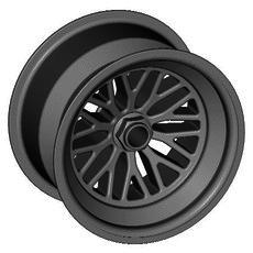 PIN-DRIVE RACE WHEEL 3D Model