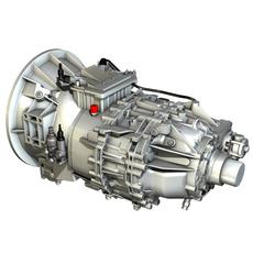 Transmission 3D Model