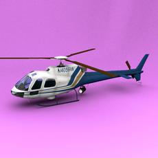 AS-350 US Customer 3D Model
