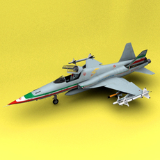Azarakhsh 3D Model