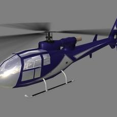 Gazelle V5 3D Model