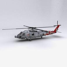 Sh-60 3D Model