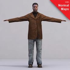 aXYZ design - CMan0022-FBX / FBX Rigged Models for Motionbuilder 7.0 FBX 3D Model