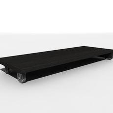 Tv table 3D Model