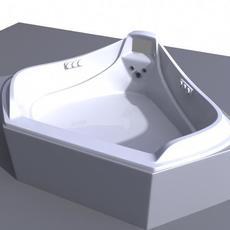 jacuzzi_ 3D Model