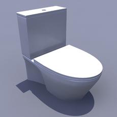 toilete 3D Model