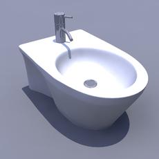 bidet 3D Model