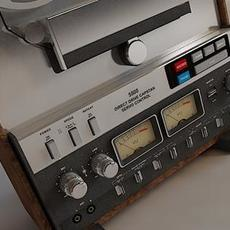 Reel To Reel Player 3D Model