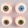 Eyeballs 3D Model