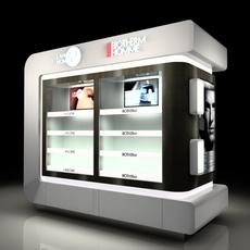Vendor 3D Model