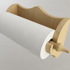 Wallmounted Paper Towel Holder 3D Model