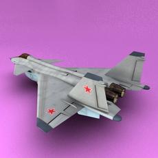 Mig 1.44 3D Model
