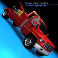 Towtruck 3D Model