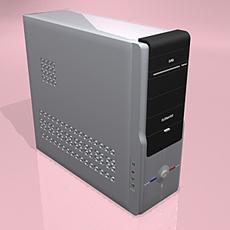 Case ELEGANCE 3D Model